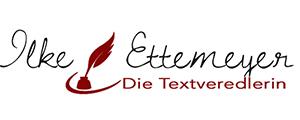 Ilke Ettemeyer - die Textveredlerin